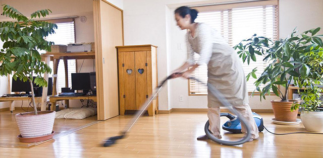 日式搬家的服務