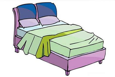 搬家如何移动床