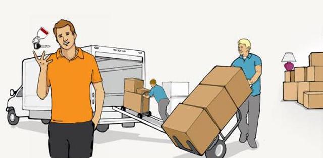 大型家具可以先搬进新家