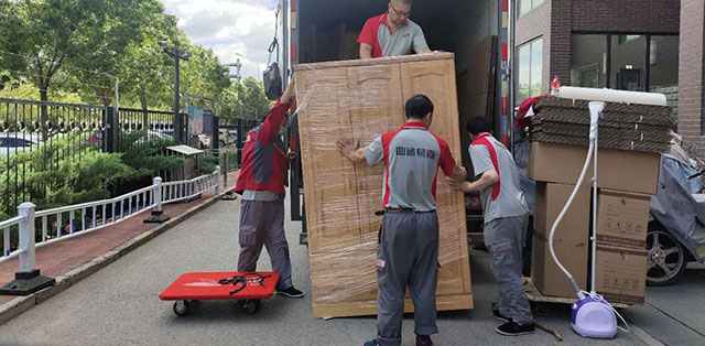 搬家公司的实木家具拆装步骤