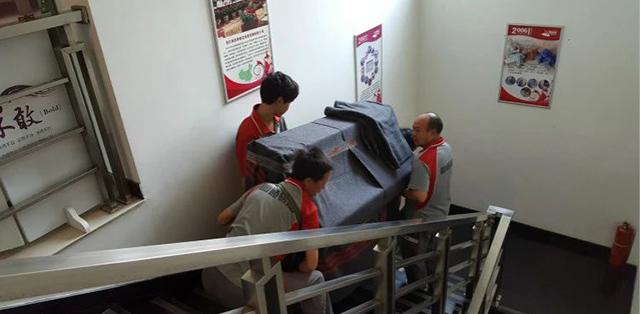 四通搬家钢琴搬运服务