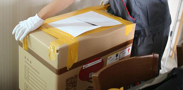 搬家纸箱的选择