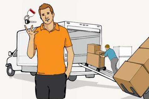 想轻松搬家就找日式搬家服务