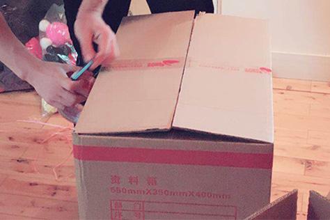搬家公司打包纸箱的标准