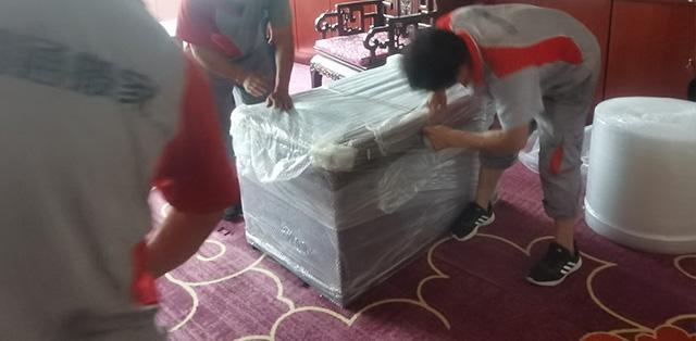 居民搬家就搬一個冰箱怎么收費