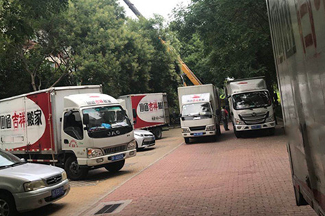 搬家公司能搬运重型设备吗
