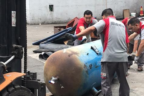 起重吊装 设备搬迁 南京搬家公司
