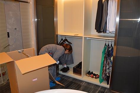 长沙居民搬家 物品整理打包