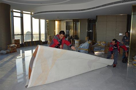 长沙四通搬家公司 日式搬家流程